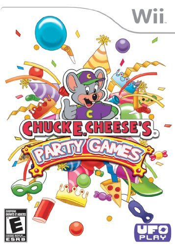 Chuck E. Cheese Cover